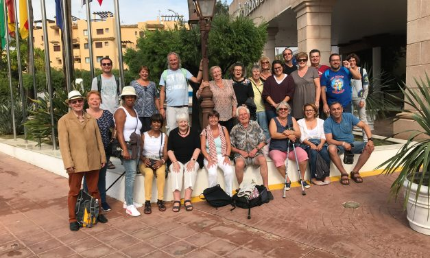 2018 vacances Malaga