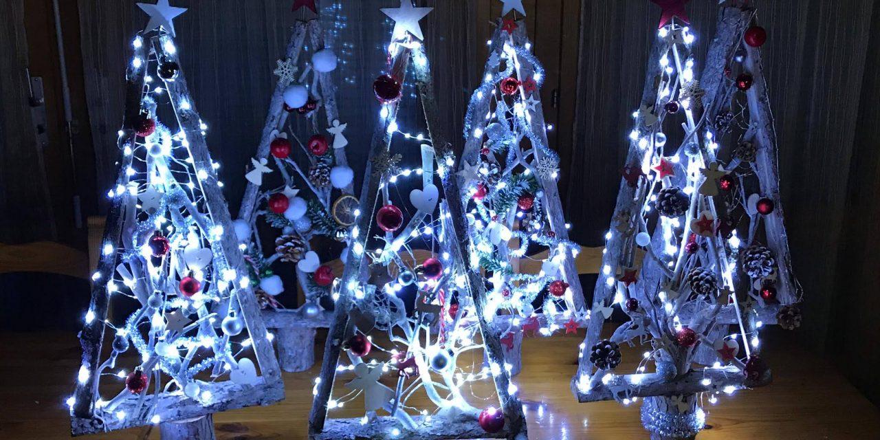 Bricolage de Noël au GLLI à 16h30