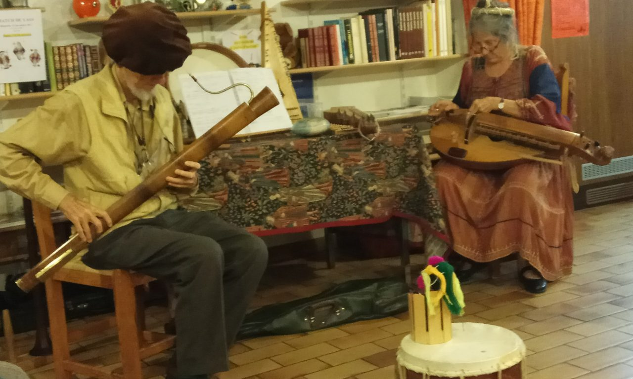 2017 octobre : Sonorités envoûtantes Video