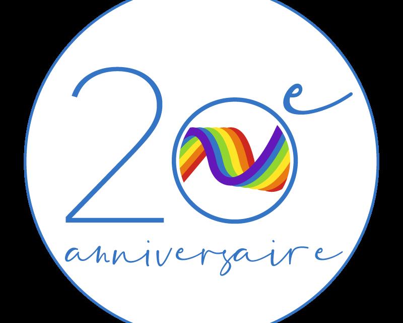 20 ans du groupe régional arc-en-ciel