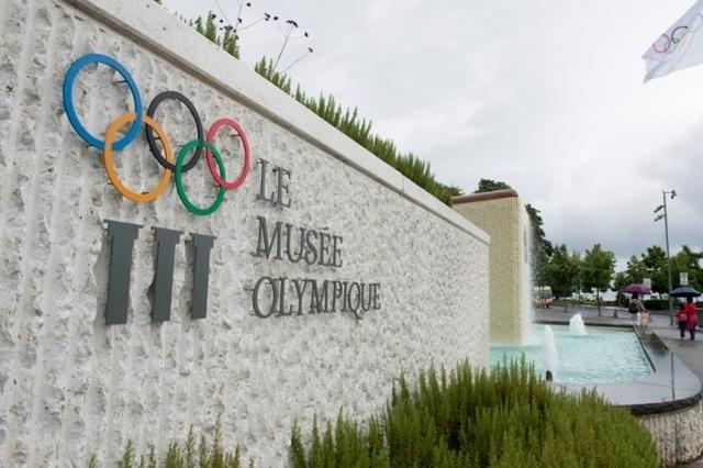 Après-midi  visite au Musée Olympique