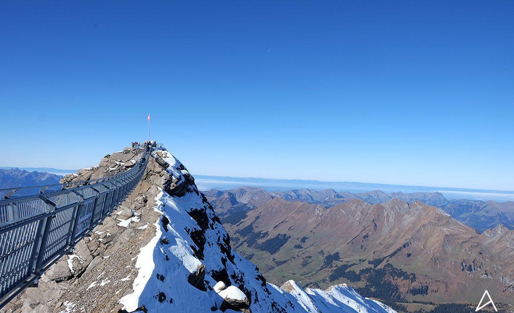 Excursion aux Diablerets – Glacier 3000